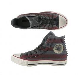 Vinatge met studs! Converse All Star dames sneaker - 99,95    Klik en shop!