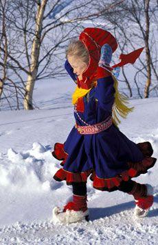 Cute in Lappland!