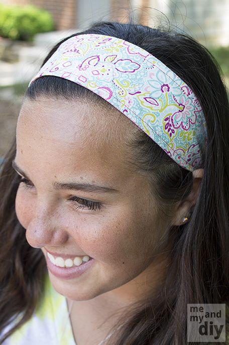 fantastic DIY: Reversible Headbands - A Beginning Sewer's Tutorial