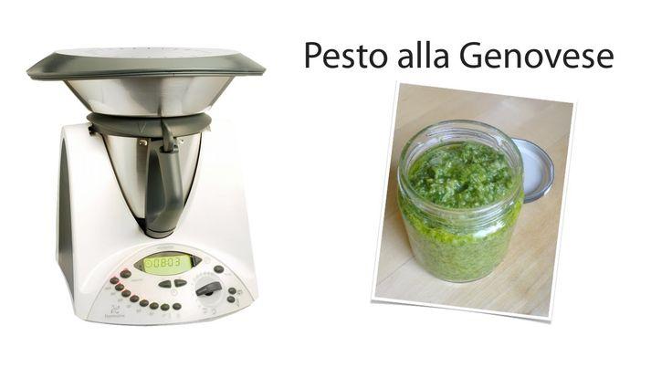 ▶ Video ricetta Bimby: Pesto alla Genovese Bimby