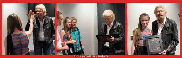 Isley's Red Letter to Sir Richard Branson