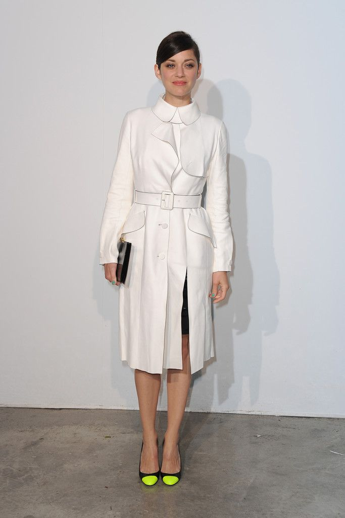 Marion Cotillard - Celebs at the Dior Cruise Collection — Part 2
