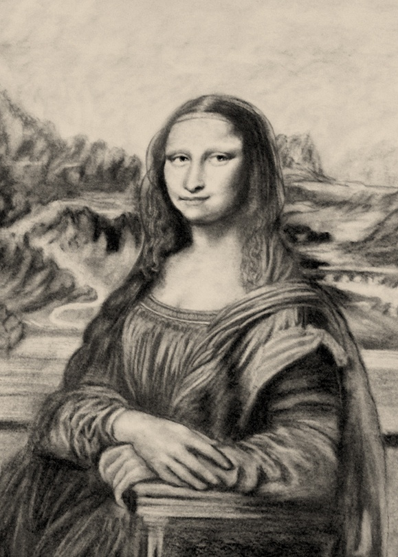 Contour Line Drawing Of Mona Lisa : Best images about line on pinterest electric guitars