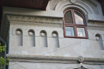 Vilă în apropiere de Tribunalul Constanța - detaliu
