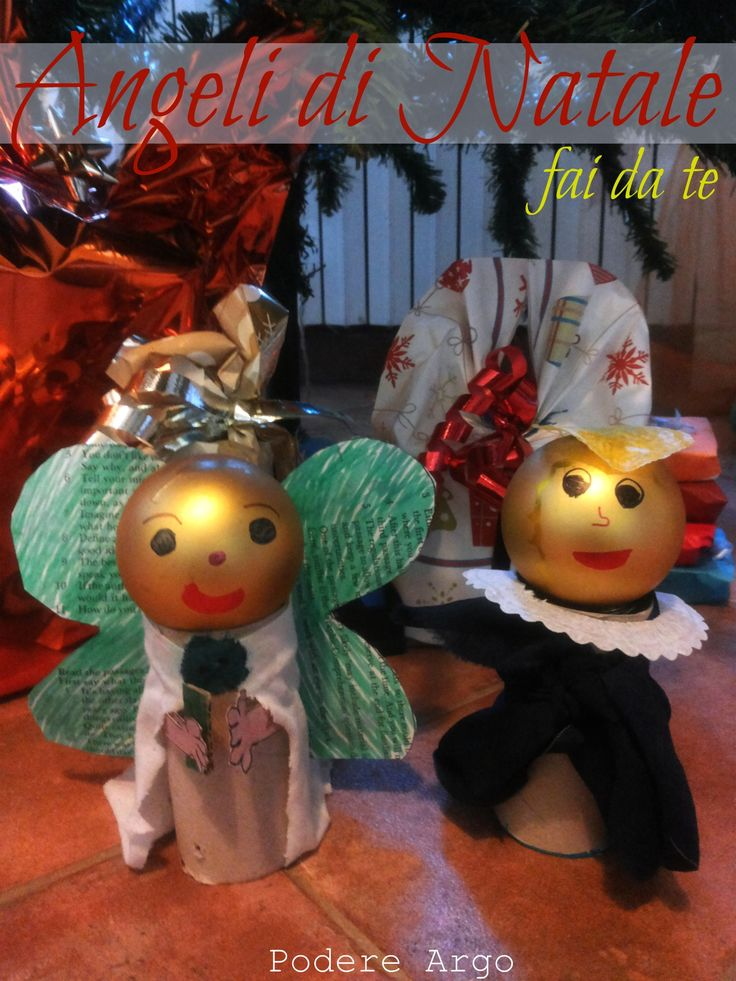 E' finalmente arrivato anche a casa nostra il momento di fare l'Albero di Natale. Quest'anno con un giorno di ritardo, il padre di Viola e Ambra ed io siamo separati (pur non essendoci mai sposati) e il fine settimana dell'8 dicembre loro erano con lui. Ieri pomeriggio abbiamo tirato fuori il nostro albero finto e...Read More »