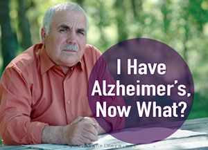An Alzheimer's diagnosis creates a wave of emotions and concerns. Learn how taking certain approaches can help you cope and control your health.