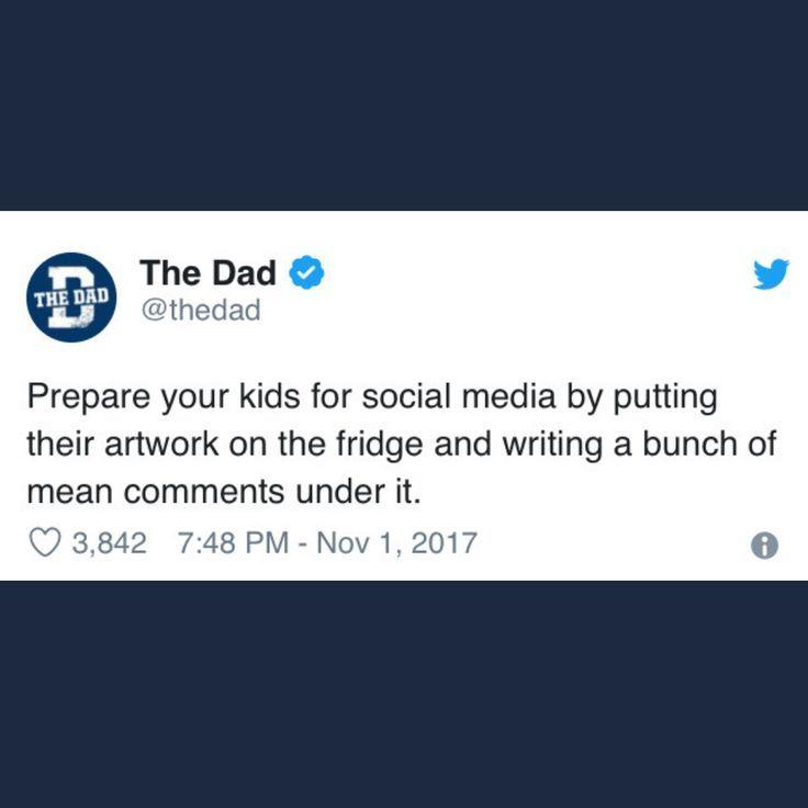 43 der lustigsten Eltern auf Twitter