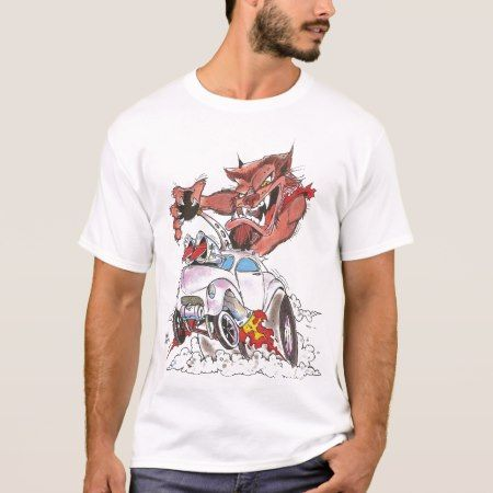 Werewolf in a Willys T-Shirt - click to get yours right now!