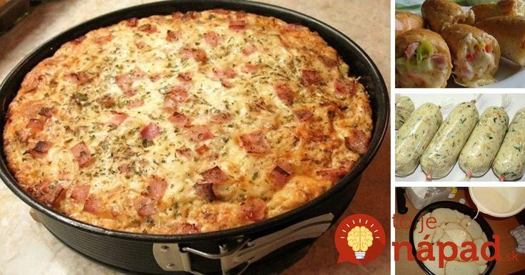 Zbierka 21 najlepších receptov zo staršieho chlebíka alebo rožkov: Už nikdy nemusíte váhať, čo na večeru!