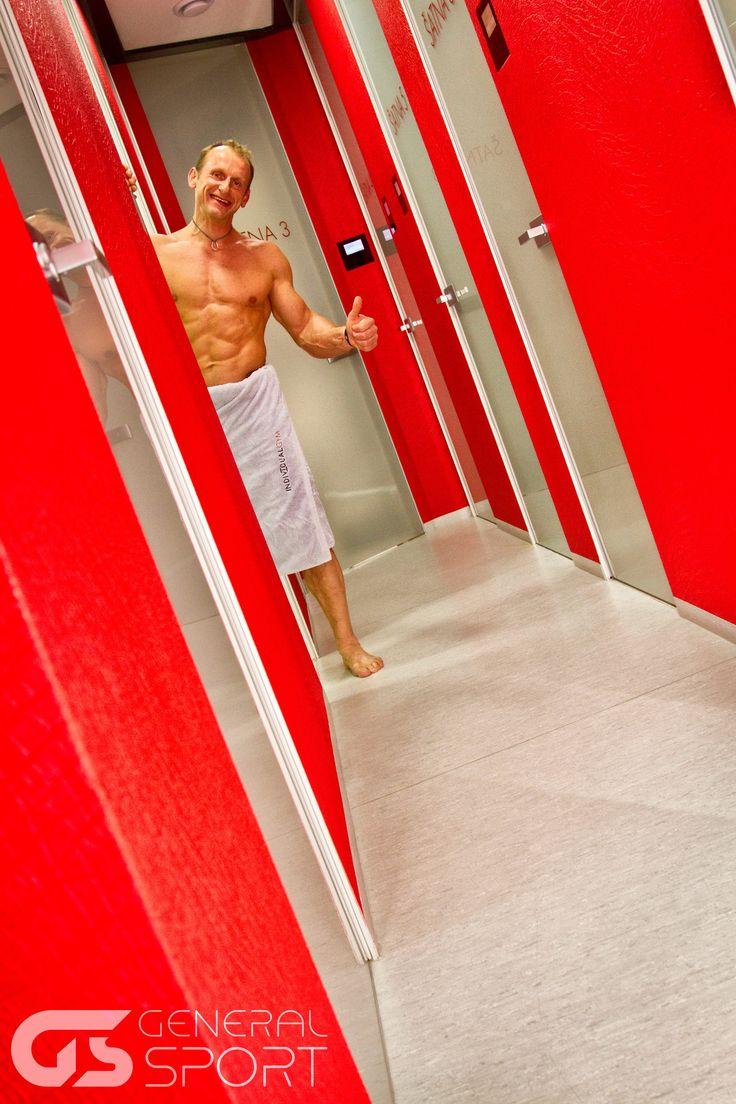 Honza Kareš, světový rekordman ve shybech, otvírá na Praze 1 své druhé fitness