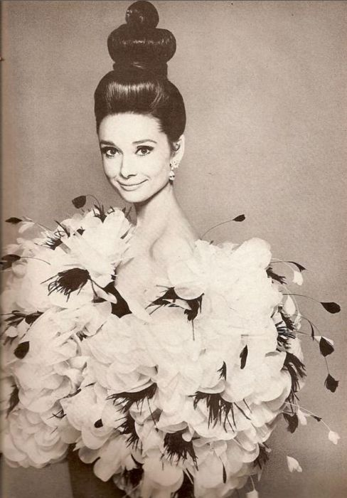 Audrey - so classy and timeless.