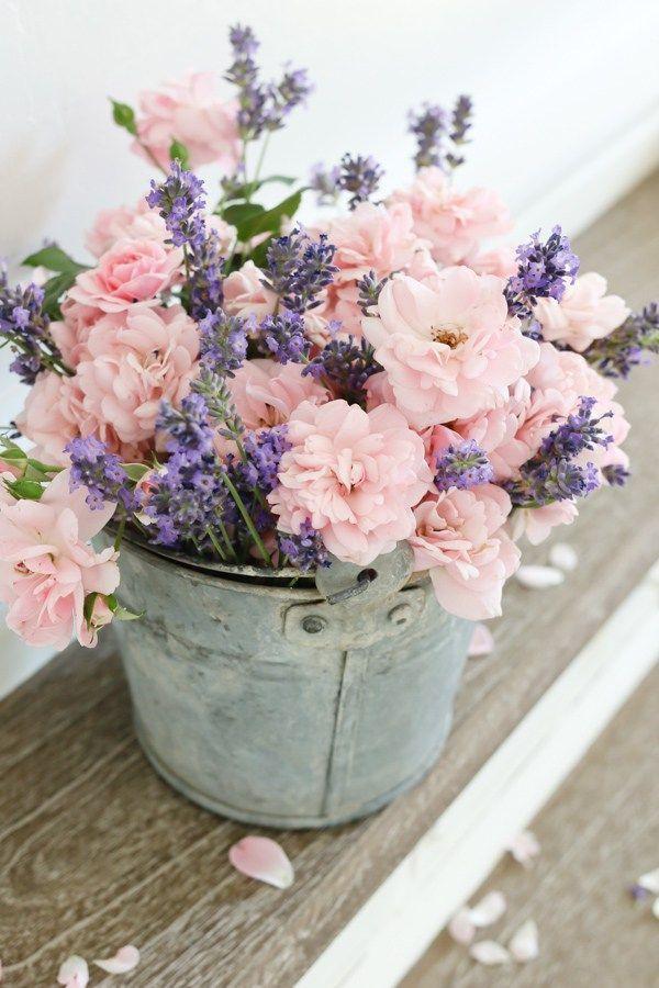 20 Ways To Use Lavender Tidbits Beautiful Flower Arrangements Lavender Flowers Flower Arrangements