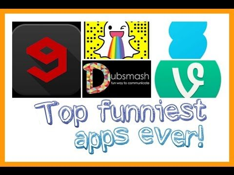 Top 5 Funniest apps