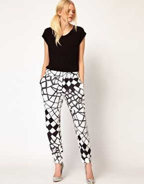 Sass And Bide The Gospel Printed Trousers
