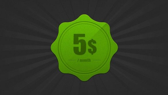 XOO Plate :: Green Curvy Edge UI Bdge/Sticker PSD - Finely crafted green UI badge or sticker - with wavy edge, light shadow and noisy texture - great for guarantee badge, price badge, special offer, or  satisfaction guarantee. PSD