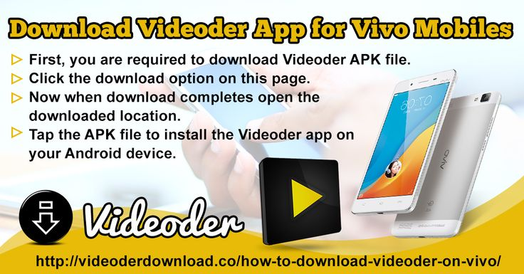 Vivo smartphones provide you pleasing experience because of their stunning features and easy functionality. They are among the trending smartphone devices in the market. Videoder for Vivo mobiles is a perfect tool to download on your Vivo mobiles. click here for more info:http://videoderdownload.co/how-to-download-videoder-on-vivo/