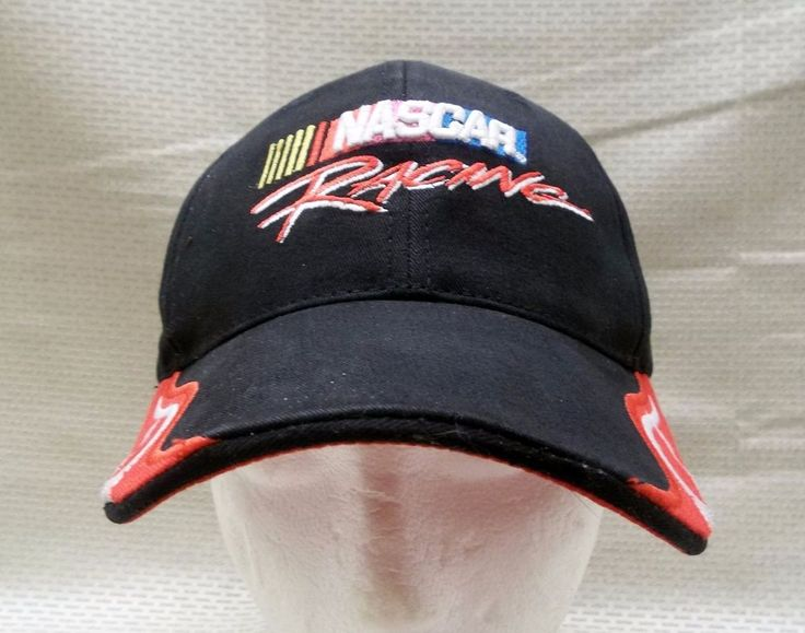 NASCAR Racing Hat Adjustable Cap New with Tags