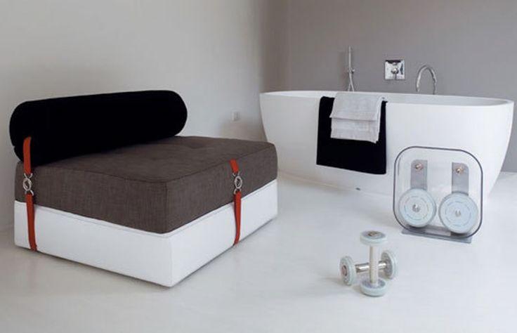 Folding Cushions, Mats, & Sleeper Ottomans