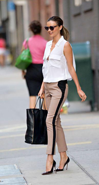 Miranda Kerr sleekness