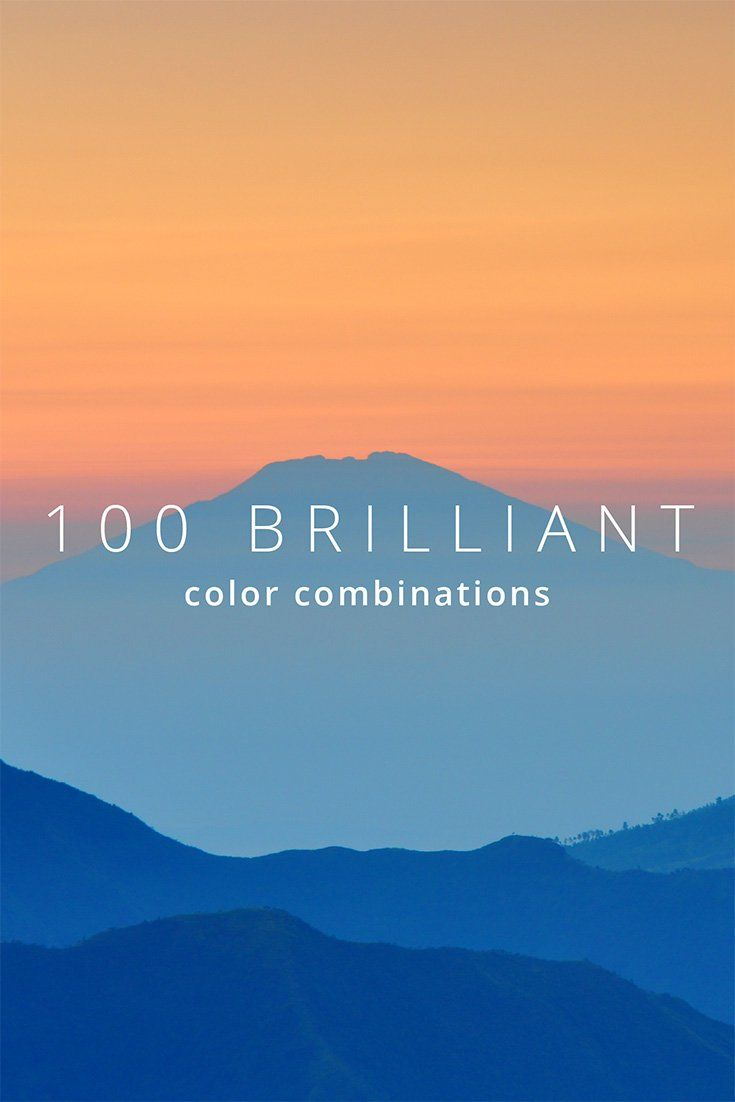 100 Brilliant Color Combinations: And How to Apply Them to Your Designs \u2013 Design School