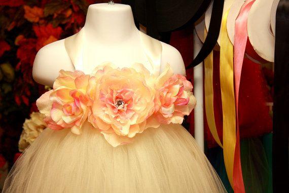 precious tutu dress