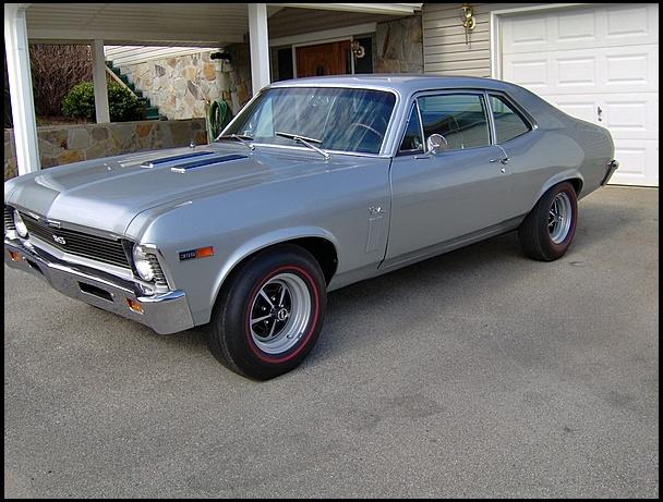 S128 1969 Chevrolet Nova SS 396 CI, 4-Speed Photo 2 | Cars ...