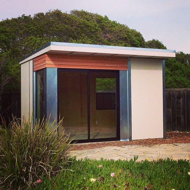 15 best Office Shed images on Pinterest