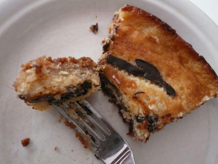 Chesee cake marmolada