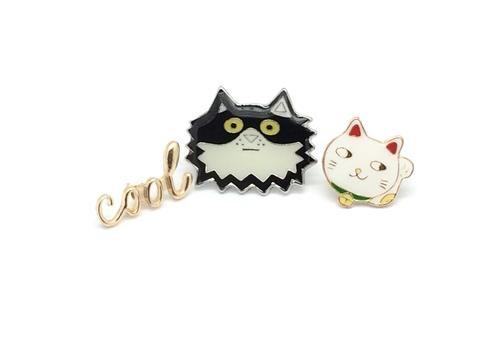 Heart Design Cute Pins# 3