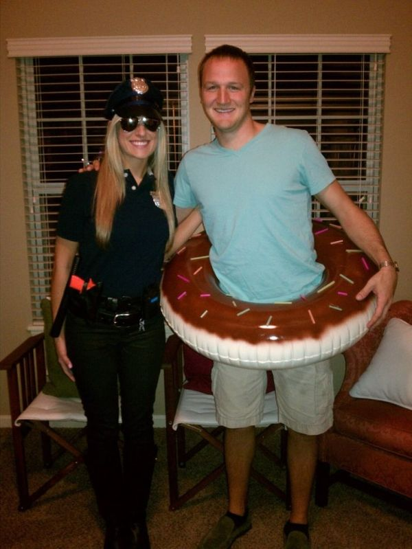 28 best HALOWEENIES images on Pinterest Costumes, Carnivals and - cheap couple halloween costume ideas
