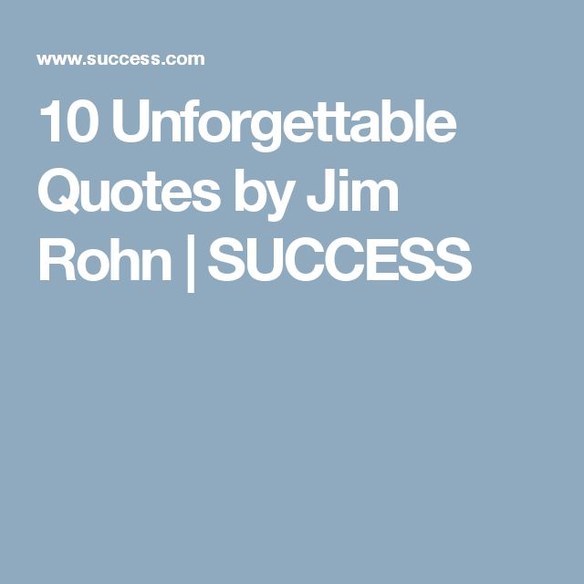 Inspirational Quotes About Positive: Best 25+ Jim Rohn Ideas On Pinterest
