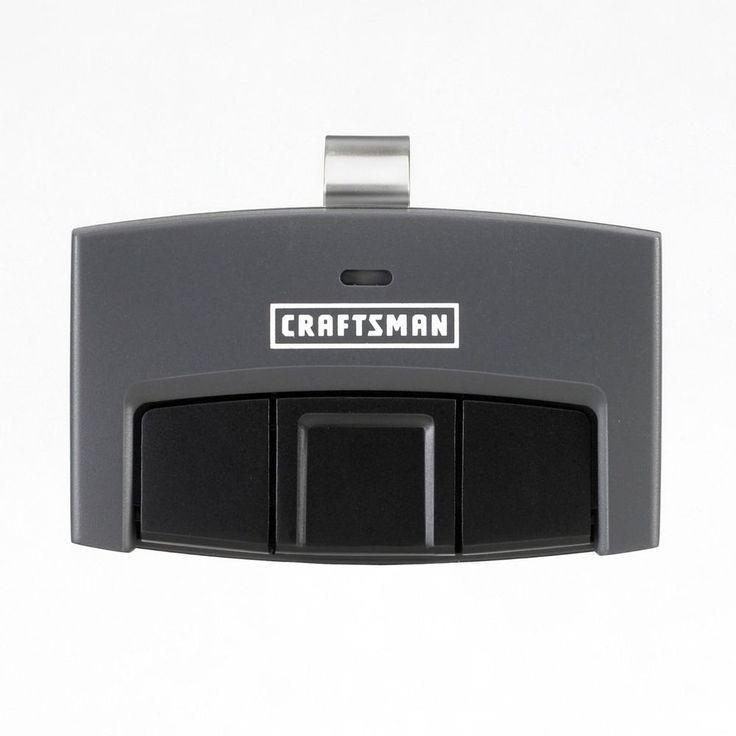 Garage Door Opener Remote AssureLink Compatible Sears Craftsman Security+ 2.0  #Sears