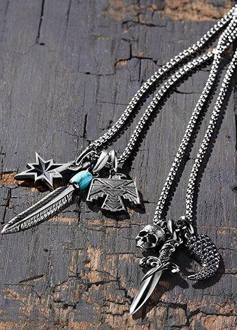 david yurman menu0027s tag necklaces