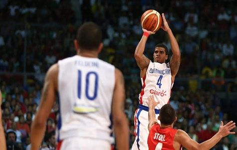 Dominicana avanzó al puesto 18 desde el 20 y 5to en la Zona de Las Américas, según el último Ranking Mundial de la Federación Internacional de Basket (FIBA)