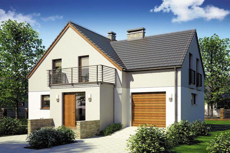 http://pracownia-projekty.dom.pl/moj_dom_herbert.htm projekty domów BM8-16 dom.pl