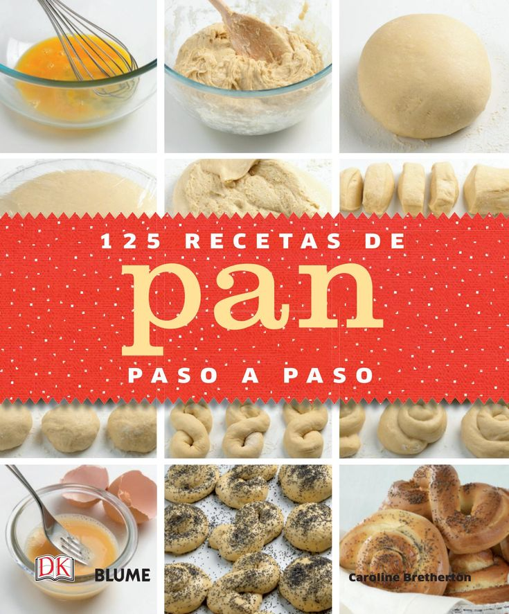 Issuu is a digital publishing platform that makes it simple to publish magazines, catalogs, newspapers, books, and more online. Easily share your publications and get them in front of Issuu's millions of monthly readers. Title: 125 recetas de pan paso a paso, Author: Editorial Blume, Name: 125 recetas de pan paso a paso, Length: 10 pages, Page: 1, Published: 2015-08-06