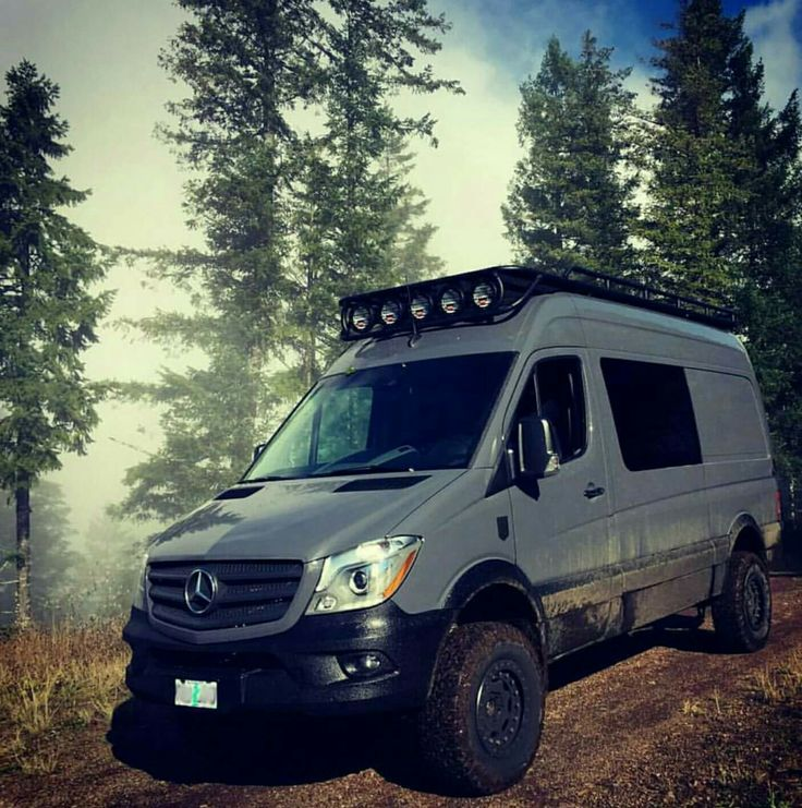 mercedes sprinter offroad suvs pinterest. Black Bedroom Furniture Sets. Home Design Ideas
