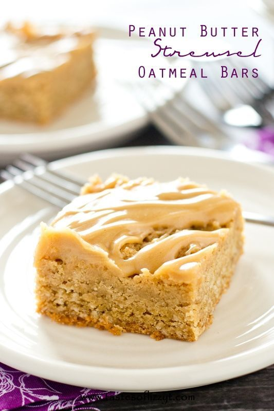 glasses buy online Peanut Butter Streusel Oatmeal Bars Recipe