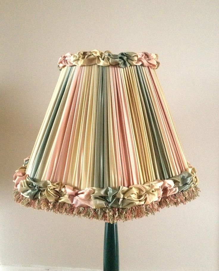 French Lamp Shades