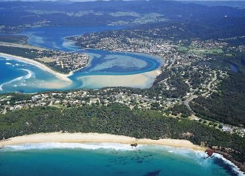 Merimbula, NSW  - so blessed to visit this place regularly for work <3