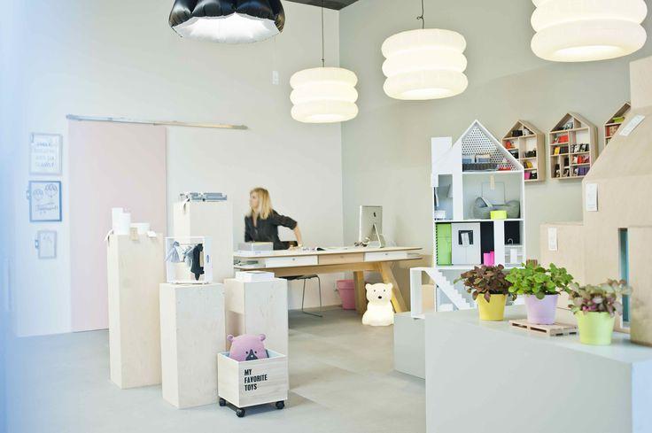 Boomini & Friends Store, ul. Nadwiślańska 11