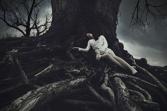 Loneliness, photography by Jovana Rikalo