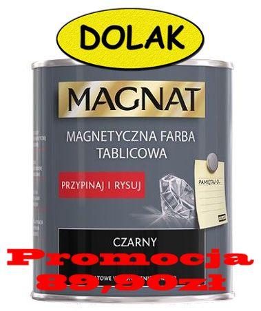 Magnetyczna Farba Tablicowa w Promocyjnej cenie.