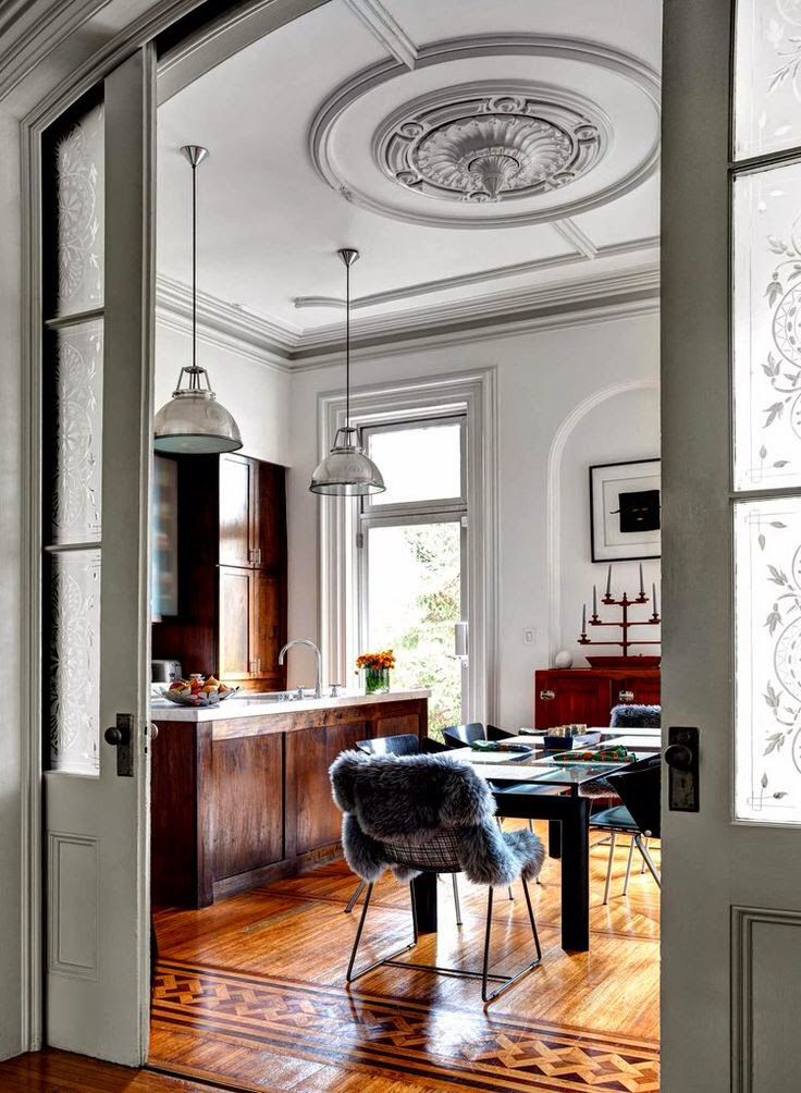 258 Best Images About Brooklyn Brownstone On Pinterest