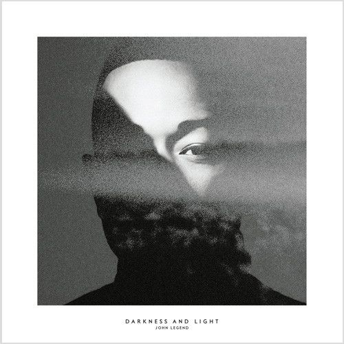 John Legend - Darkness and Light 2LP December 16 2016 Pre-order