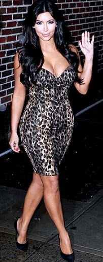 Dress - Kardashian Kollection Click on photo to purchase