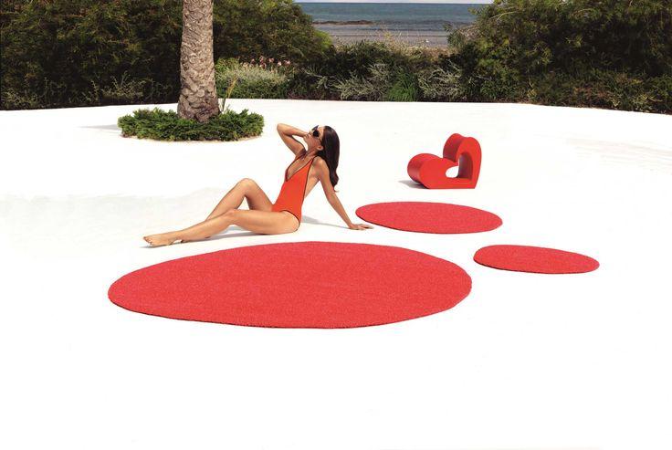 23 best vondom teppiche images on pinterest carpets. Black Bedroom Furniture Sets. Home Design Ideas