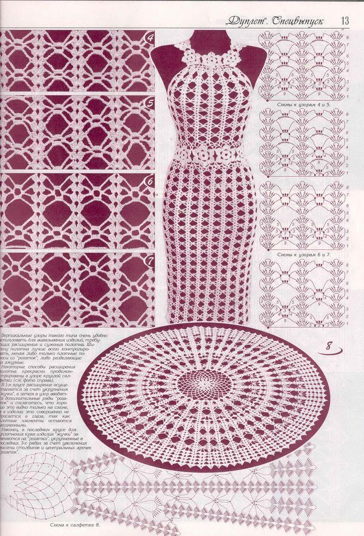 era Crochét chart