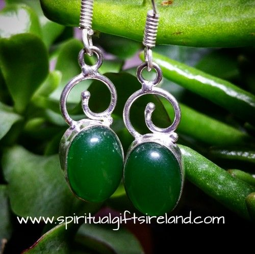 925 Green Onyx Earrings Visit our store at www.spiritualgiftsireland.com  Follow Spiritual Gifts Ireland on www.facebook.com/spiritualgiftsireland www.instagram.com/spiritualgiftsireland www.etsy.com/shop/spiritualgiftireland	 We are also featured on Tumblr