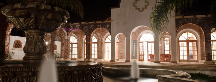 Adobe Guadalupe outside Patio located in Mexico... a hop, skip and a jump from our Border!! Shooot you betta check these locations out! can't beat it for the money and experience.